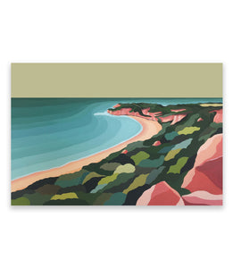 Point Addis View Limited Edition Print