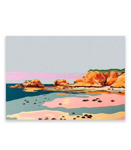Torquay Point 1 limited edition print