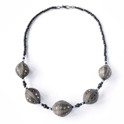 Terracotta Necklace - Isheba