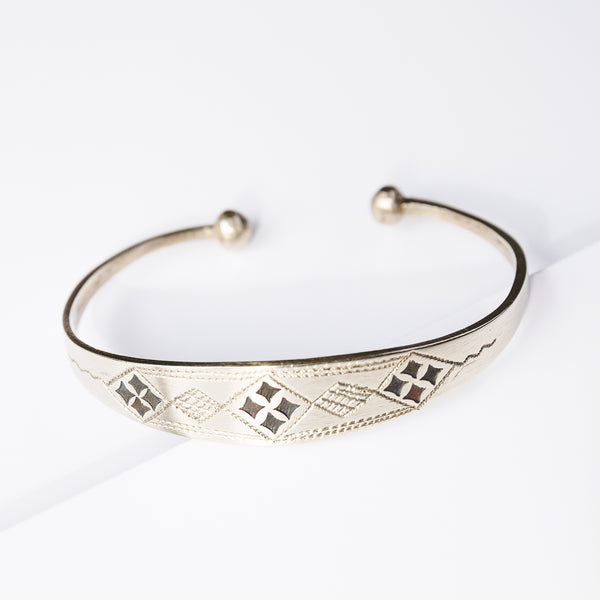 Tuareg Bangle - Assin