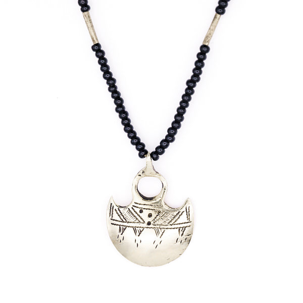 Tuareg Necklace - Moon Goddess