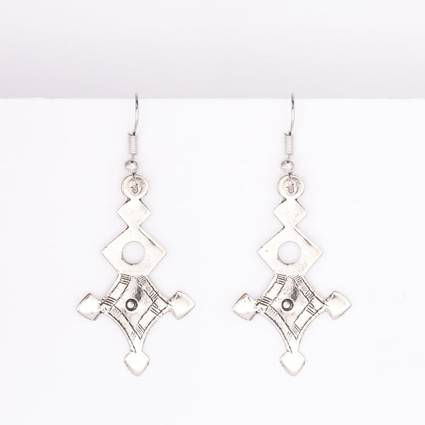 Tuareg Earrings - Inali