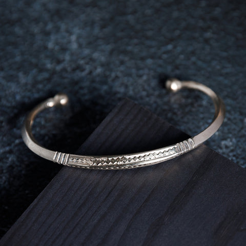 Tuareg Bangle - Tumert