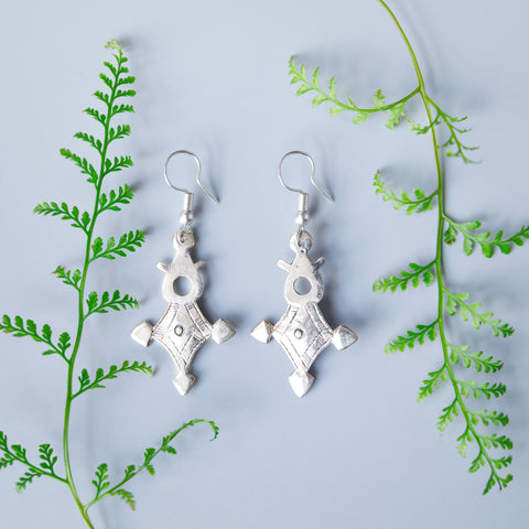 Tuareg Earrings - Tayiri