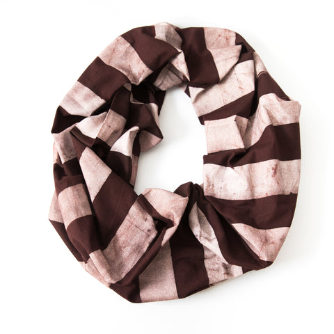 Infinity Loop Scarf - CHOCOLATE