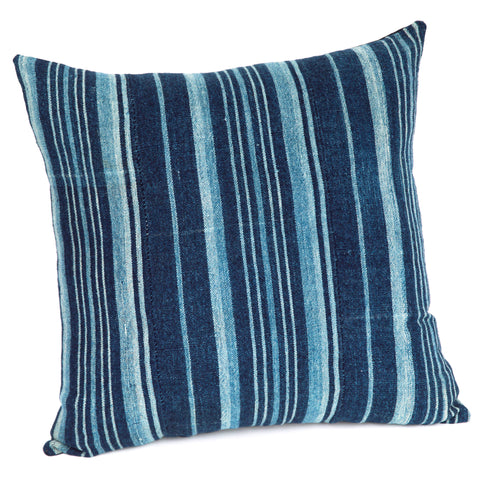 Fulani - Indigo Cushion