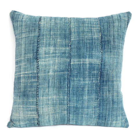 Light Washed - Indigo Cushion