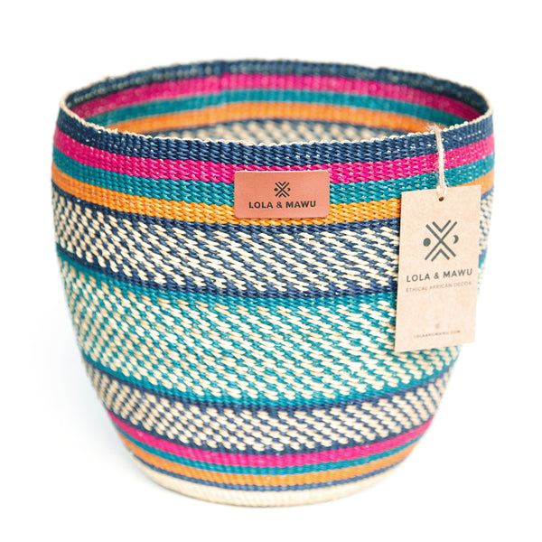 Bolga Storage basket M - Lovely