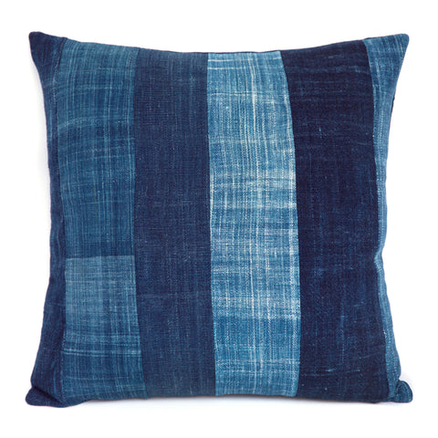 Shades of Blue No. 2 - Indigo Cushion