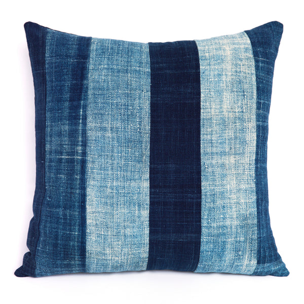 Shades of Blue - Indigo Cushion