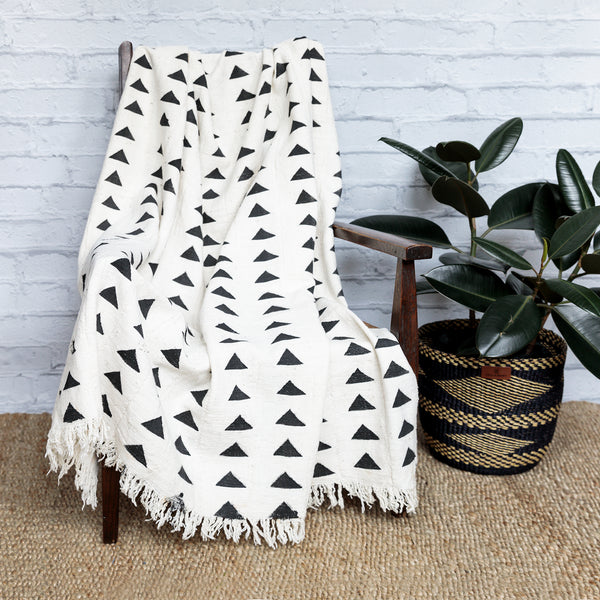 Mudcloth Throw - SOMO