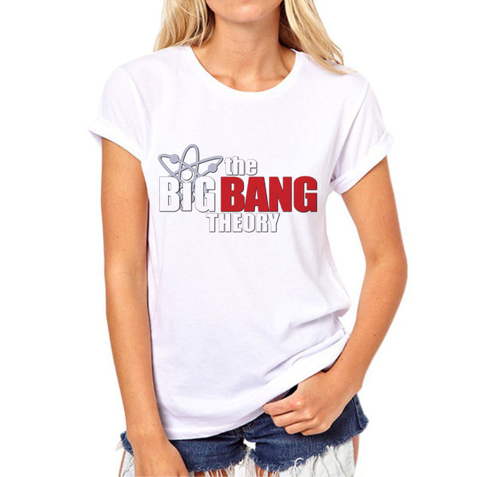The Big Bang Theory Tee Shirt