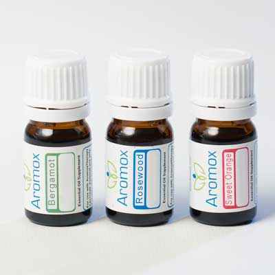 Essential Oil Set - Relaxation