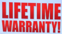 Lifetime Chamber Warranty