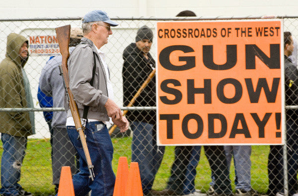 SAR West 2018 - Crossroads of the West Gun Show - 11/30/18 - 12/2/18