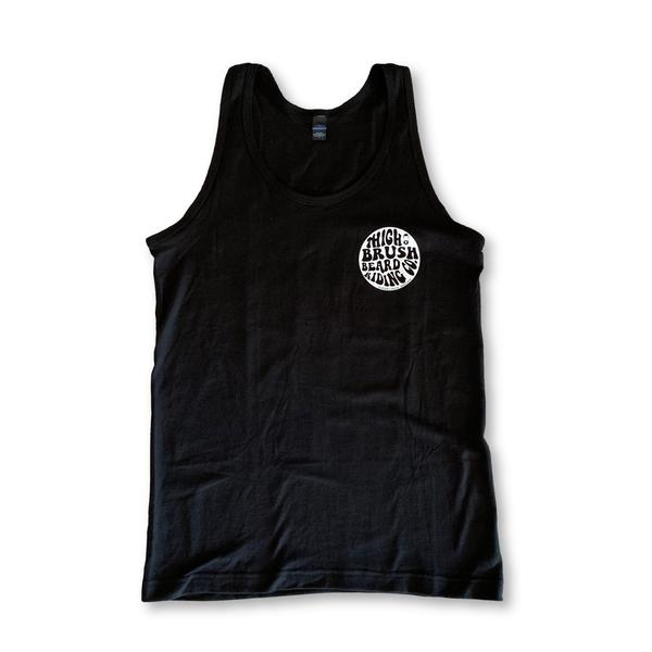 Be the Best Beard on the Beach in a THIGHBRUSH® BEARD RIDING COMPANY Tank Top!