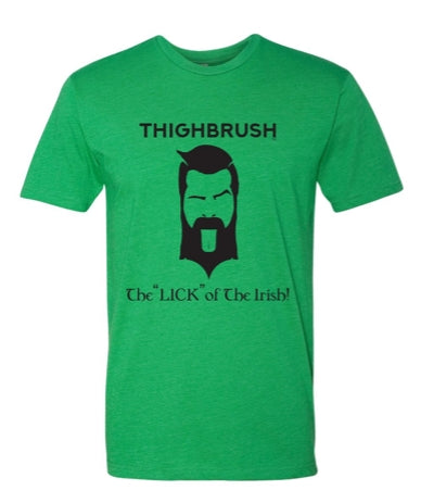"It's Time to Get Lucky this St. Patrick's Day with the ""LICK"" of the Irish!"