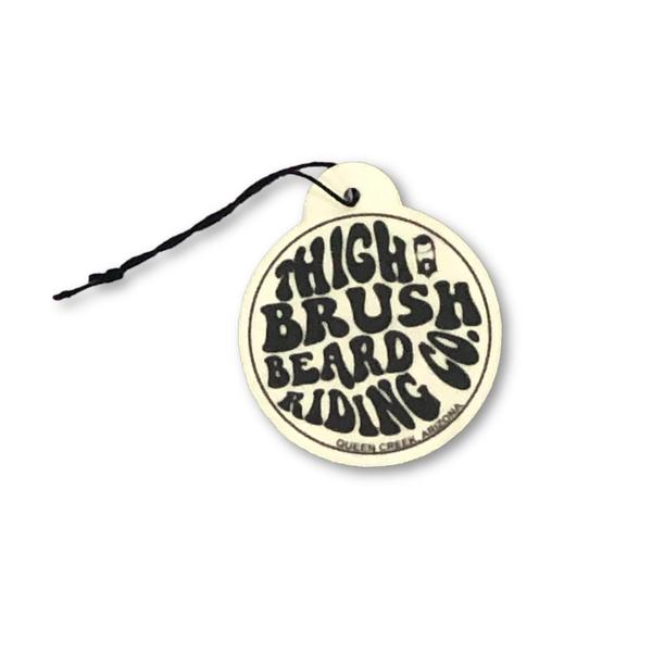 Now Available - THIGHBRUSH Air Fresheners - $5.00 Each!