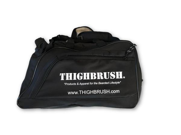 Receive a FREE THIGHBRUSH ATHLETICS On-The-Go Sports Duffel Bag/Gym Bag with a $75.00 order! Promo Code: GYMBAG