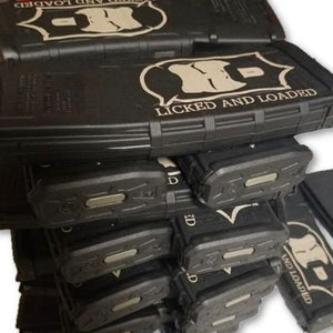 THIGHBRUSH TACTICAL - LICKED AND LOADED - AR-15 MAGAZINE - MAGPUL 30 ROUNDS