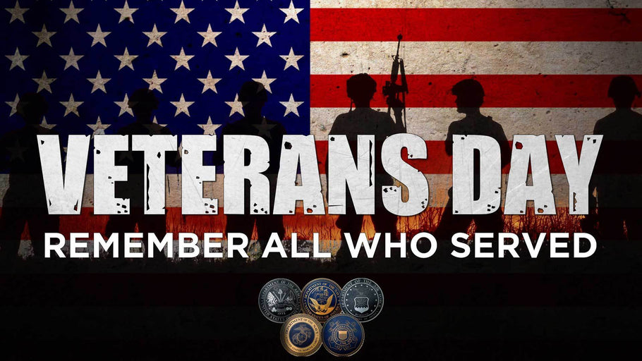 VETERANS DAY PROMO!
