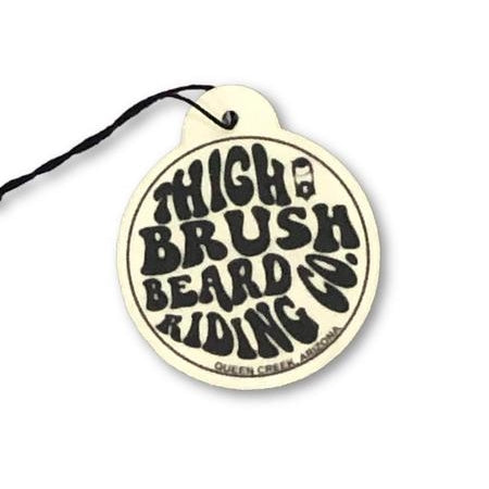 THIGHBRUSH BEARD RIDING COMPANY Air Freshener