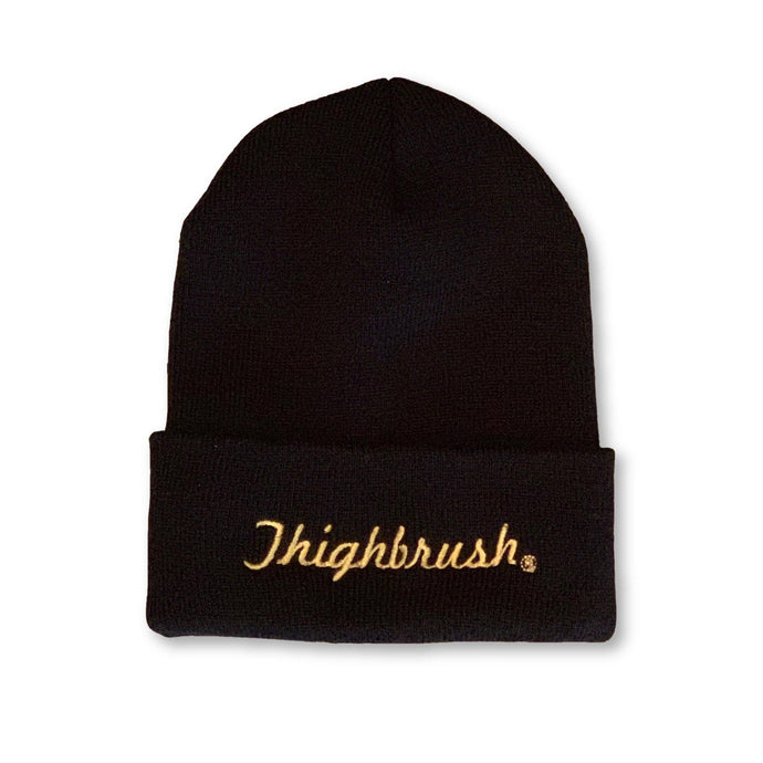 THIGHBRUSH® Cuffed Beanies -