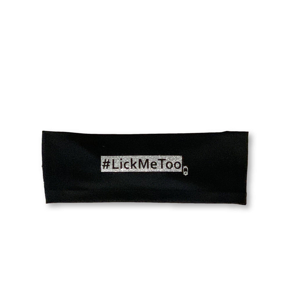 "THIGHBRUSH® ""#LickMeToo"" - Women's Headband"