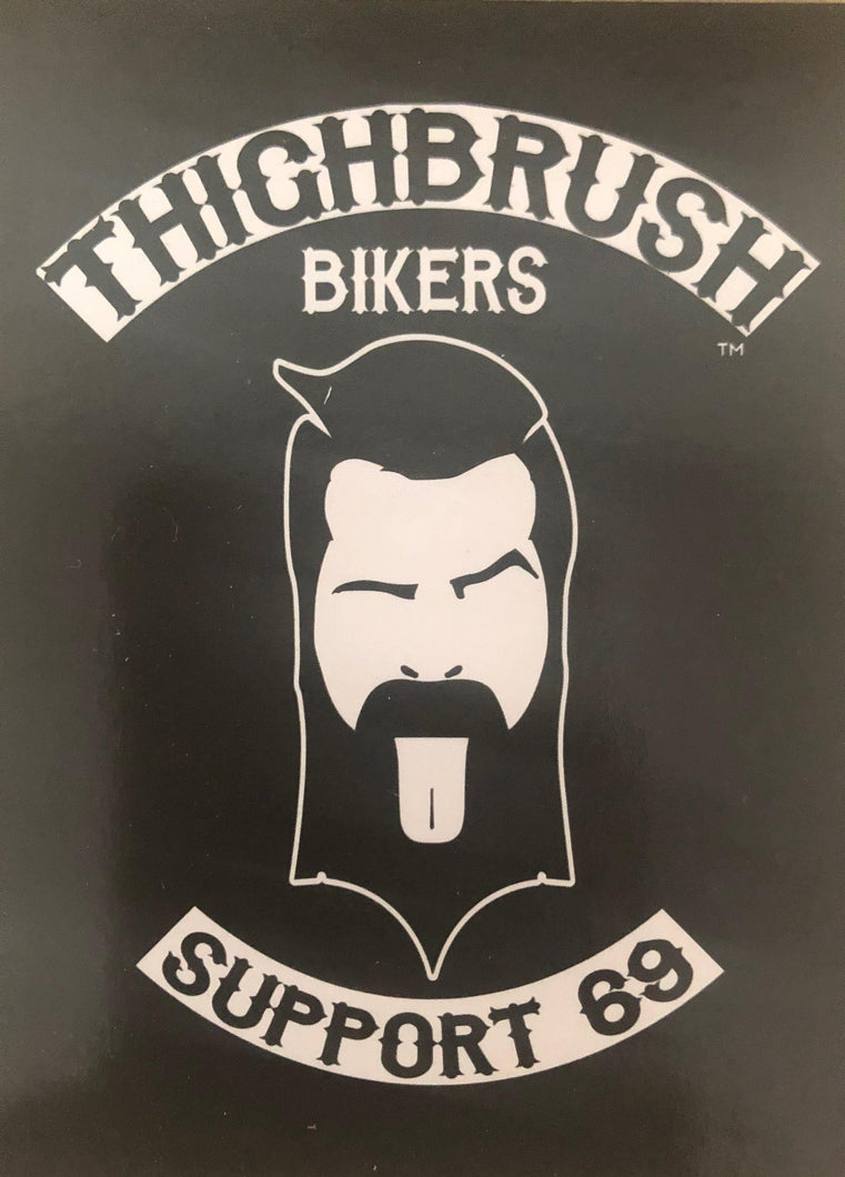 THIGHBRUSH BIKERS -