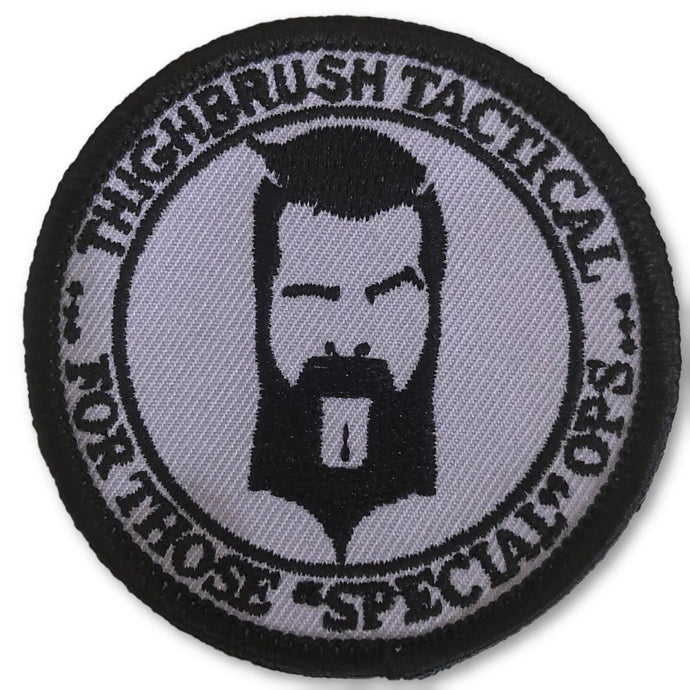 THIGHBRUSH TACTICAL - MORAL PATCH