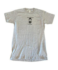 """THIGHBRUSH® TACTICAL """"LICK THE PINK, BACK THE BLUE"""" Men's T-Shirt"""