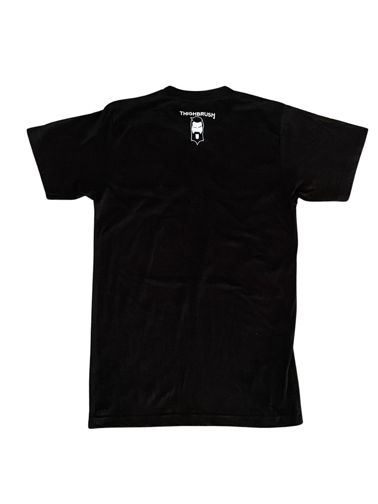 "PREMIUM EDITION - ""THIGHBRUSH® 69"" - Men's T-Shirt - Black"