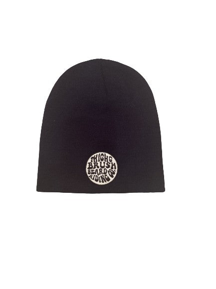 THIGHBRUSH® BEARD RIDING COMPANY Beanies - Navy Blue