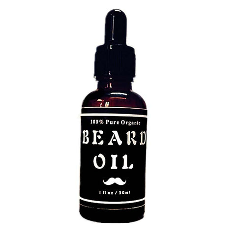 Preboily Men's Beard Oil, 100% Pure Blend of Natural Ingredients