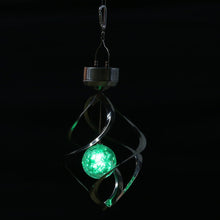Load image into Gallery viewer, Led Color Changing Solar Wind Chime Light - A Little Of Dis And Dat