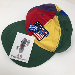 Polo Ralph Lauren Snow Beach Nylon Fitted Cap. – TheSoleConcierge 71543d4da34