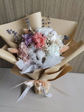 Preserved Everlasting Bouquet and Arrangement