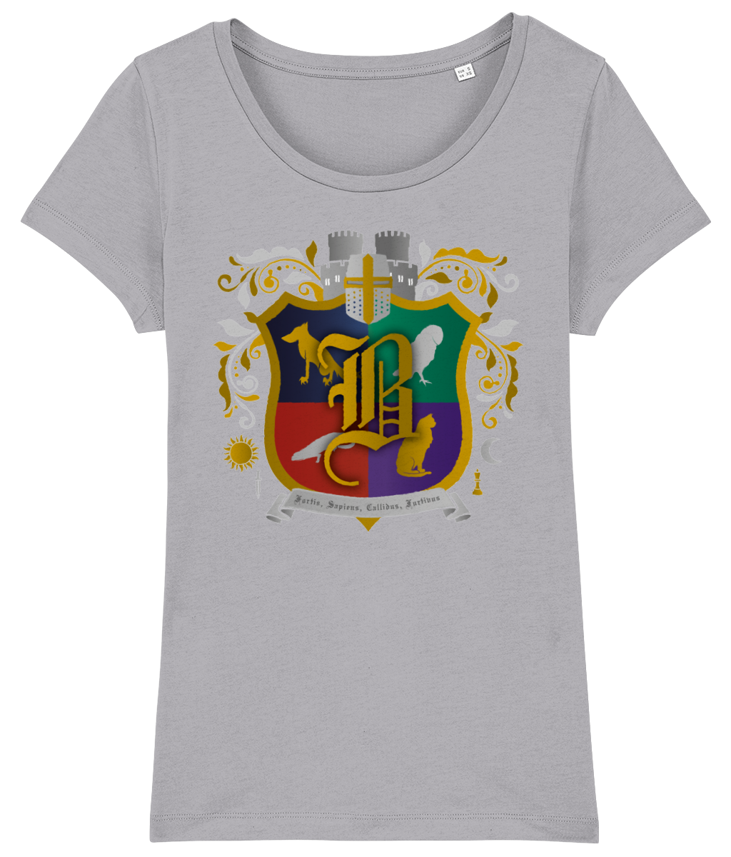 Ladies Bothwell Crest T-Shirt
