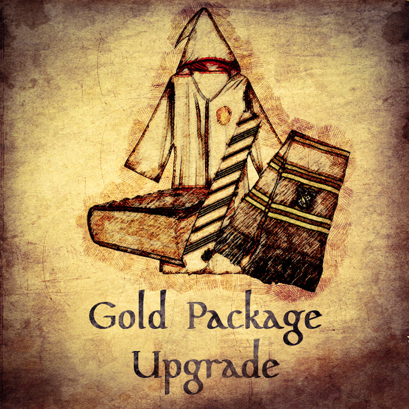 Bothwell School of Witchcraft - August 2019 - Gold Upgrade