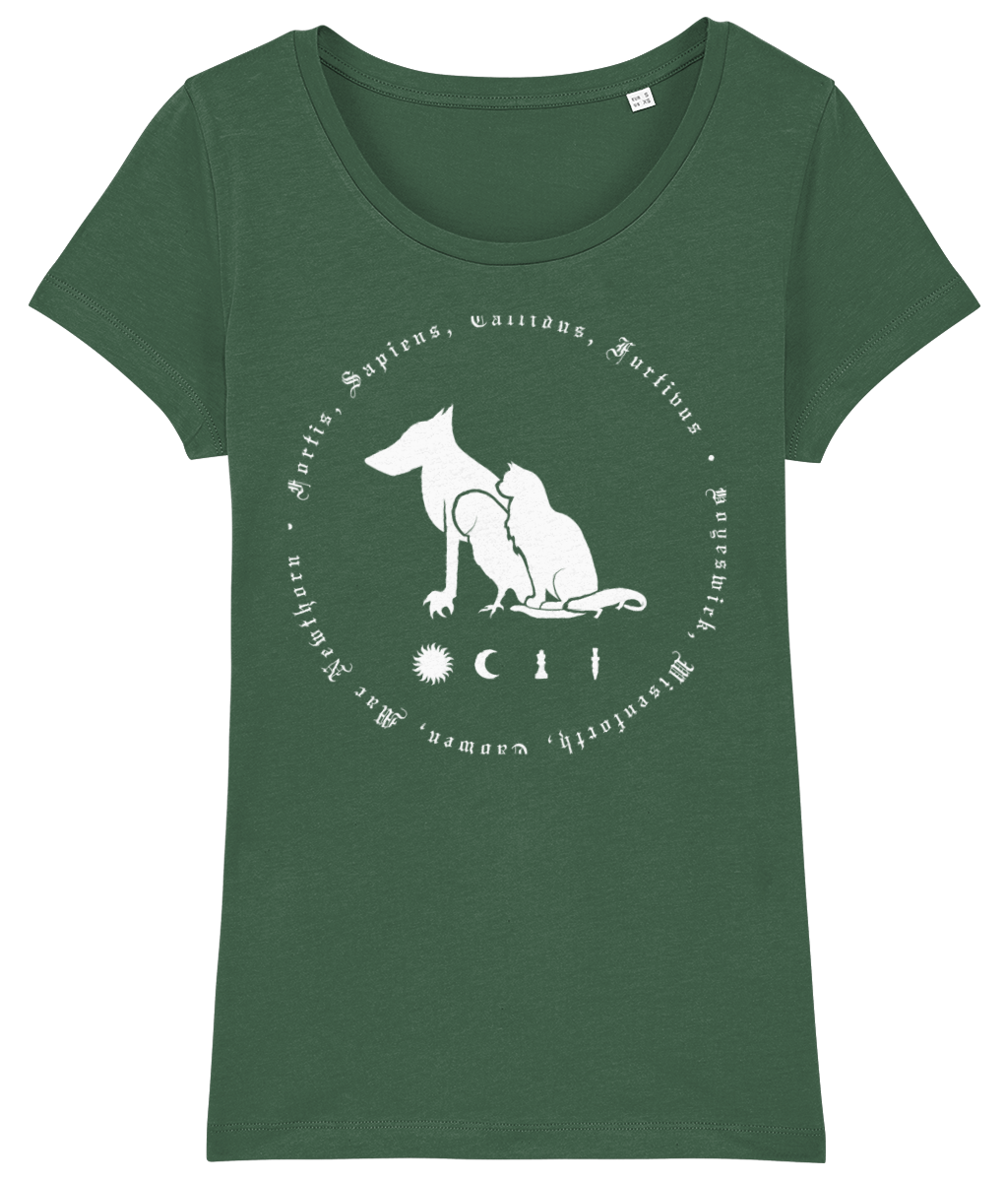 Ladies Bothwell House Familiars T-Shirt