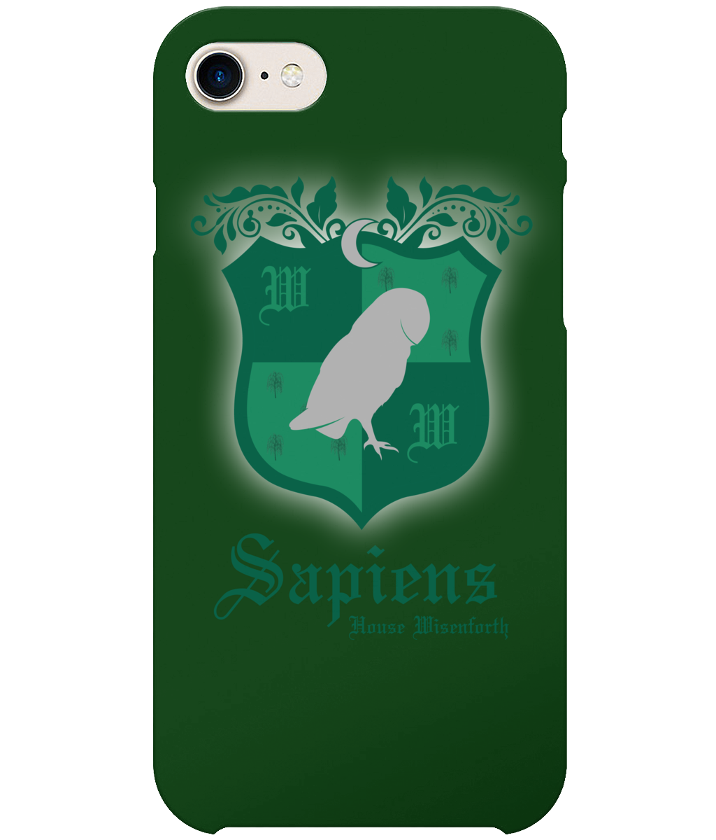 Wisenforth Crest Phone Case