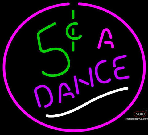 Cents a Dance Neon Signs