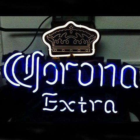 Professional  Corona Extra Beer Bar Neon Sign