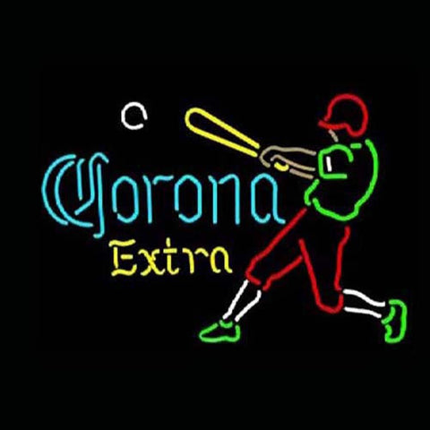 Professional  Corona Extra Beer Bar Open Neon Signs