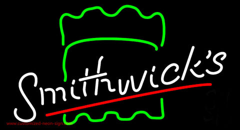 Smithwicks Classic Logo Beer Neon Sign