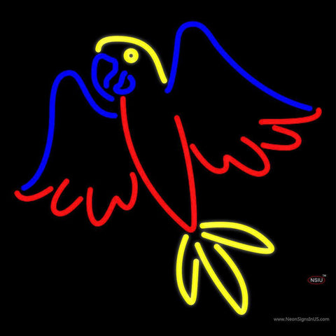 Parrot Neon Sign