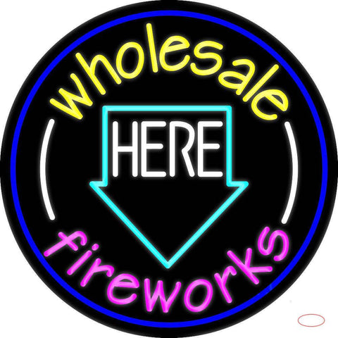 Wholesale Fireworks Here  Real Neon Glass Tube Neon Sign