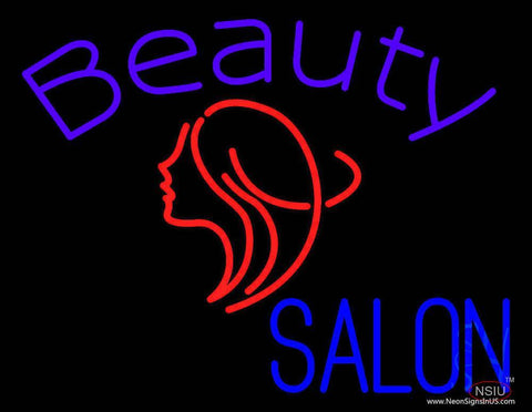 Beauty Salon Real Neon Glass Tube Neon Sign