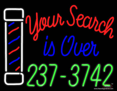 Your Search Is Over Real Neon Glass Tube Neon Sign