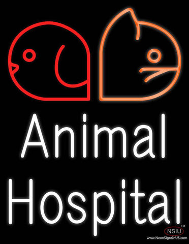 Animal Hospital Real Neon Glass Tube Neon Sign